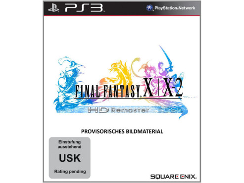 Final Fantasy X/X-2 HD Remaster © Square Enix