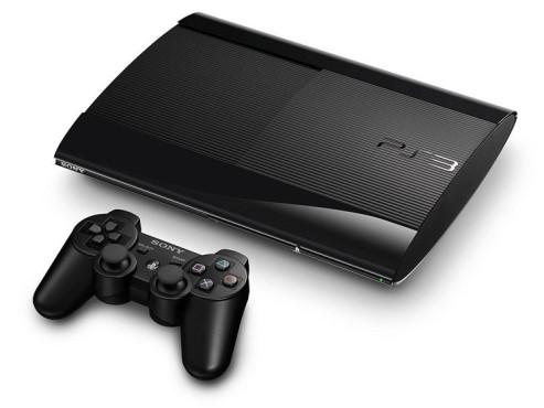 PlayStation 3 Konsole Super Slim (12 GB) ©Sony