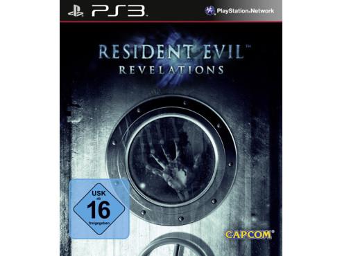 Resident Evil – Revelations ©Capcom