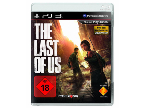 The Last of us © Sony Computer Entertainment