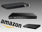 Die besten Blu-ray-Player für unter 100 Euro ©Amazon, Sony, Samsung, Sony