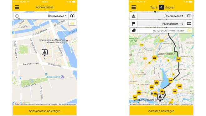 Taxi.eu ©Taxi.eu