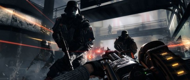 Actionspiel Wolfenstein – The New Order: Helm © Bethesda