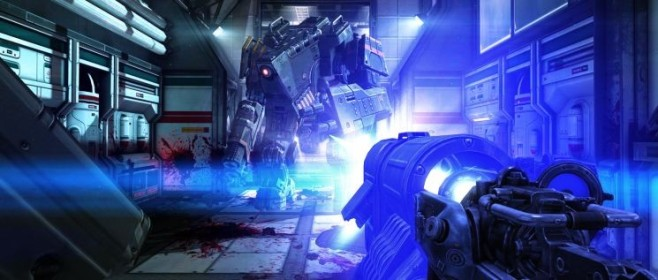 Actionspiel Wolfenstein – The New Order: Laser © Bethesda