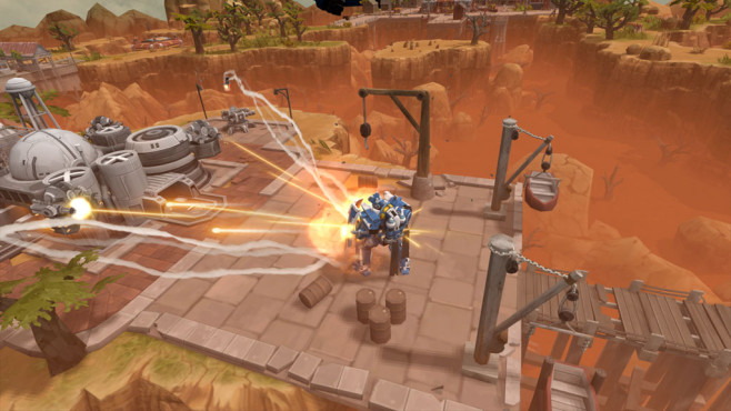 AirMech – Command © Carbon Games