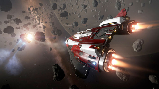 Elite Dangerous – Deluxe Edition © Frontier Developments