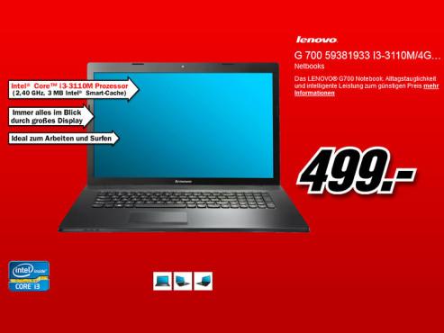 Lenovo G 700 59381933 ©Media Markt