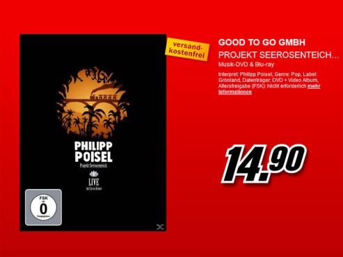 Musik-DVD ©Media Markt