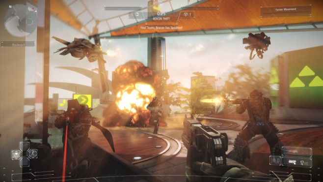Actionspiel Killzone – Shadow Fall: Drohne © Sony