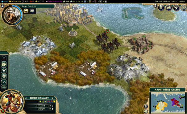 Civilization 5 © Take 2 Interactive