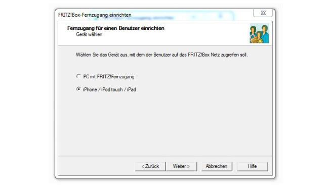iPhone per VPN mit dem Heimnetzwerk verbinden ©COMPUTER BILD