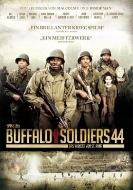 Buffalo Soldiers '44 – Das Wunder von St. Anna ©Watchever