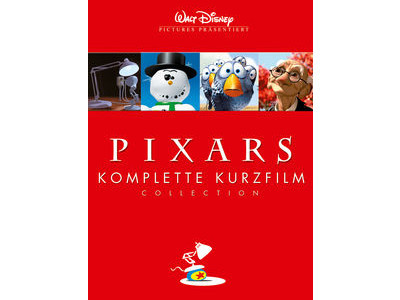 Pixars Kurzfilm Collection 1 © Watchever