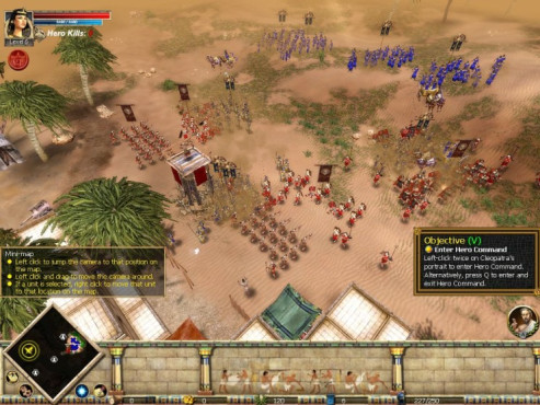 Rise & Fall: Civilizations at War © Midway Games