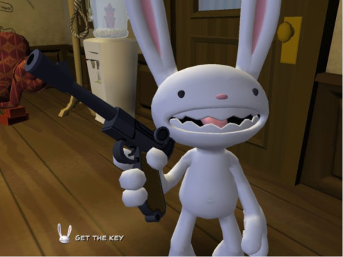 Sam & Max: Abe Lincoln must die © Daedalic