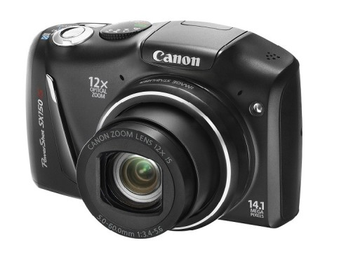 Canon Powershot SX150 IS © Canon