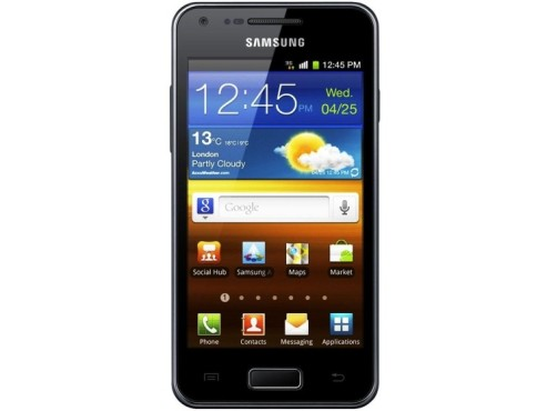 Samsung Galaxy S Advance (i9070) Black © Samsung
