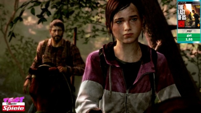 Actionspiel Last of Us: Ellie © Sony