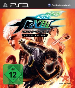 King of Fighters 13 © Rising Star Games, Amazon