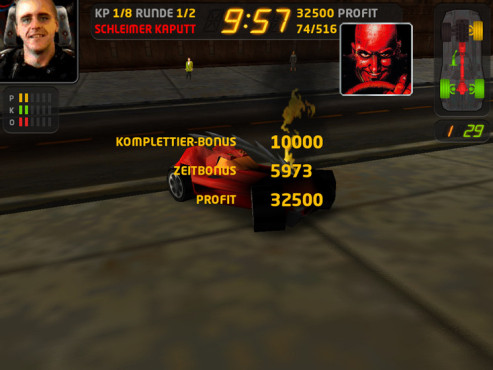 Carmageddon © Stainless Games Ltd