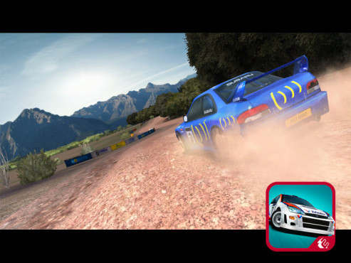 Colin McRae Rally ©The Codemasters Software