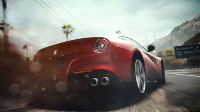 Rennspiel Need for Speed – Rivals: Dreck © Electronic Arts