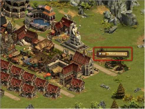 Forge of Empires: Diamanten © InnoGames