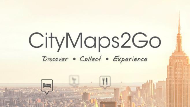 CityMaps2Go ©Ulmom
