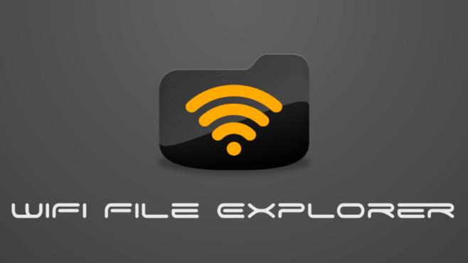 WiFi File Explorer ©Dooblou