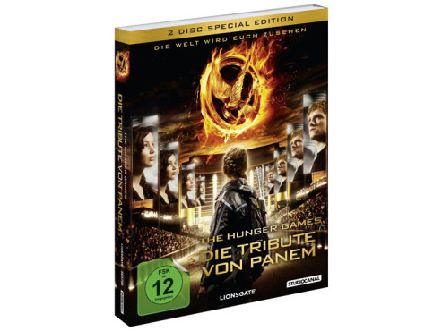 Die Tribute von Panem – The Hunger Games (Special Edition, DVD) © StudioCanal