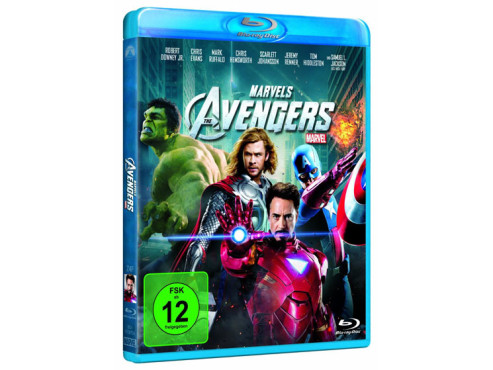 Marvel's The Avengers (Blu-ray) © Touchstone