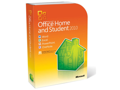 Microsoft Office 2010 Home and Student © Microsoft