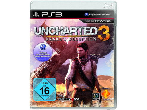 Uncharted 3 – Drake's Deception © Sony Computer Entertainment