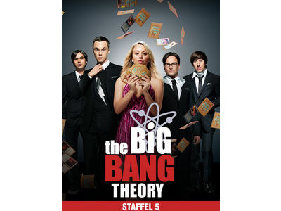 The Big Bang Theory © Watchever