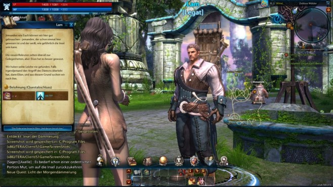 TERA (The Exiled Realm of Arborea) © Gameforge 4D