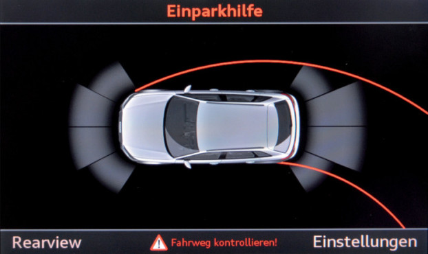 Audi Assistenz ©COMPUTER BILD / Audi
