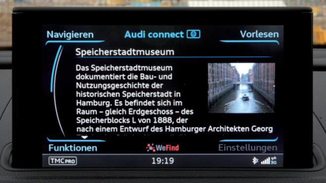 Audi Reise ©COMPUTER BILD / Audi