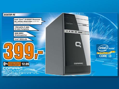 Hewlett Packard HP Compaq CQ2906EG ©Saturn