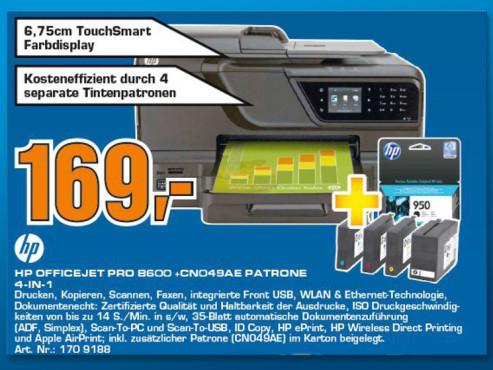 Hewlett-Packard HP Officejet Pro 8600 N911a ©Saturn