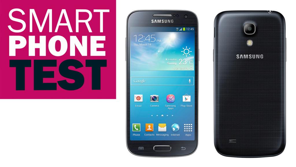 Samsung Galaxy S4 Mini: Test des S4-Brüderchens