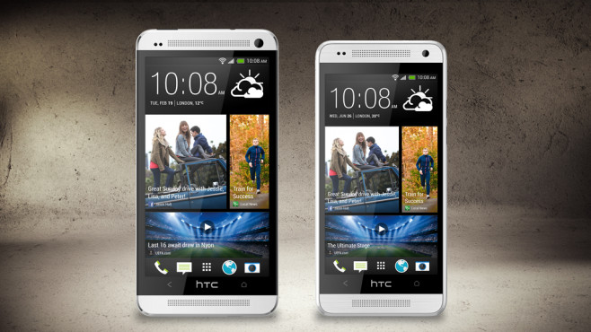 HTC One Mini © HTC, kantver-Fotolia.com