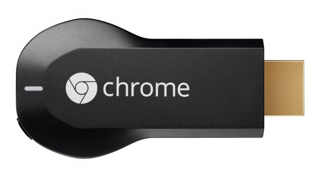 Google Chromecast ©Google