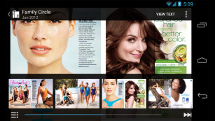 Screenshot Google Play Magazines ©Google