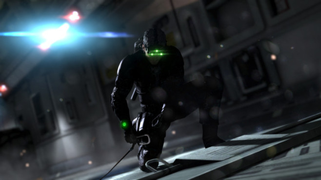 Actionspiel Tom Clancy's Splinter Cell Blacklist © EuroVideo Bildprogramm GmbH
