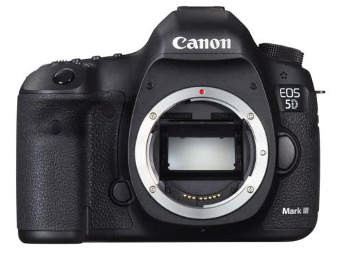 Canon Eos 5D Mark III ©Canon