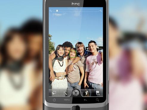 HTC Desire Z ©HTC