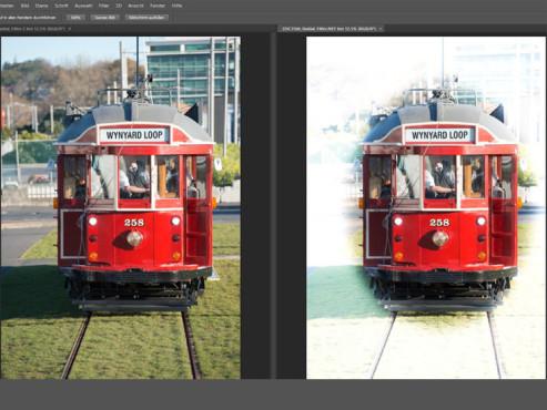 Photoshop Camera Raw ©COMPUTER BILD / Adobe