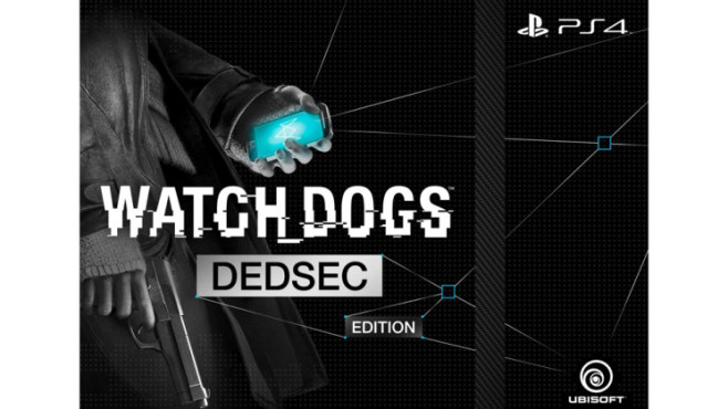 Watch Dogs - DEDSEC_Edition © Ubisoft