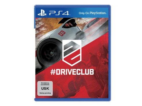 Driveclub © Sony Computer Entertainment