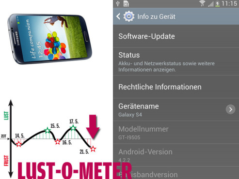 Lust-O-Meter: Software-Update © COMPUTER BILD